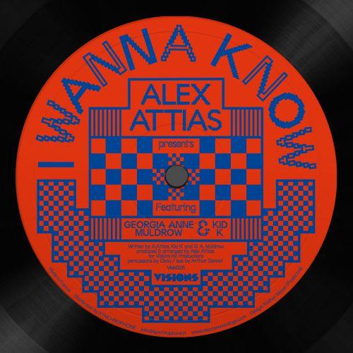 Alex Attias Ft. Georgia Anne Muldrow & Kid K. – I Wanna Know
