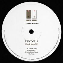 Brother G - Medicines EP