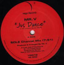 Mr.V - Jus Dance