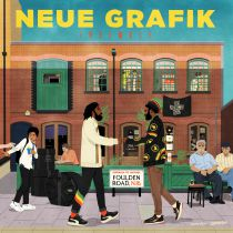 Neue Grafik Ensemble - Foulden Road