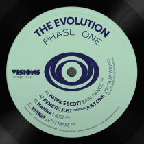 Various Artists (Patrice Scott,Hanna..) - The Evolution Phase One