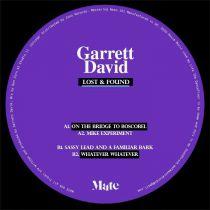 Garrett David - Lost & Found