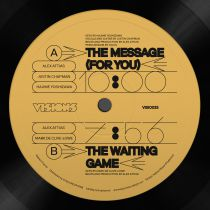 V/A (A.Attias,Mark De Clive-Lowe,H.Yochizawa, Justin Chapman) - The Message,The Waiting Game