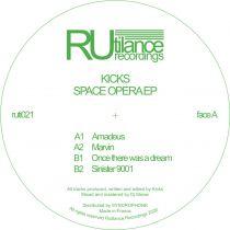 Kicks - Space Opera EP