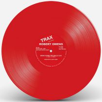Robert Owens - Bring Down The Walls (Red Vinyl Repress)