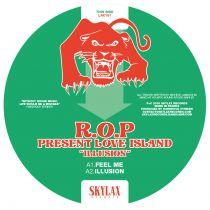 R.O.P (rhythm of paradise) Pts Love Island - Illusion