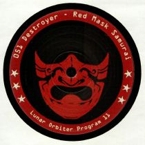 051 Destroyer - Red Mask Samurai