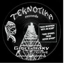 Gigi Galaxy - Reissue