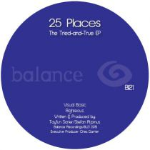 <a href=\'\'>25 Places</a> - Tried & True EP