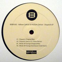 <a href=\'\'>Adham Zahran</a> & <a href=\'\'>Hisham Zahran</a> - Dispatch EP