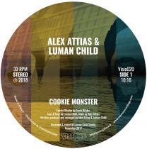 <a href=\'\'>Alex Attias & Luman Child/a> - Cookie Monster
