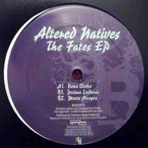 <a href=\'\'>Altered Natives</a> - The Fates EP