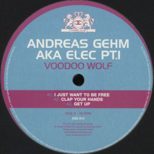 <a href=\'\'>Andreas Gehm</a> aka ELEC Pt 1  - Voodoo Wolf