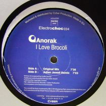<a href=\'\'>Anorak</a> - I Love Brocoli (<a href=\'\'>Julian Jeweil</a> remix)