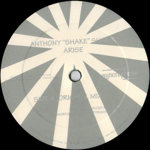 "<a href=\'\'>Anthony \""Shake\"" Shakir</a> - Arise (Trus\'me remix)"