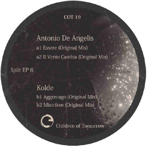 <a href=\'\'>Antonio De Angelis</a> & <a href=\'\'>Kolde</a> - Split EP 6