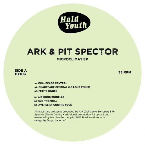 <a href=\'\'>Ark</a> & <a href=\'\'>Pitspector</a> - Microclimat EP (<a href=\'\'>Le Loup</a> remix)
