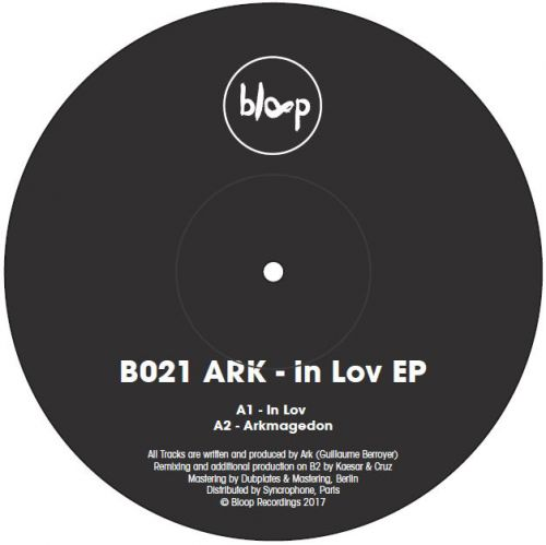 <a href=\'\'>Ark</a> - In Lov EP