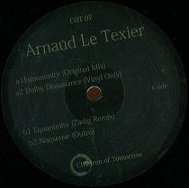 <a href=\'\'>Arnaud Le Texier</a> - Equanimity EP (<a href=\'\'>Zadig</a> remix)