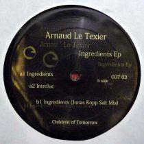 <a href=\'\'>Arnaud Le Texier</a> - Ingredients EP (<a href=\'\'>Jonas Kopp</a> remix)