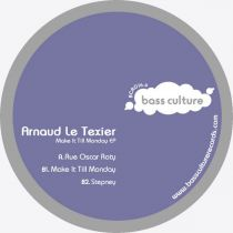 <a href=\'\'>Arnaud Le Texier</a> - Make It Till Monday EP