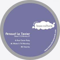 <a href=\'\'>Arnaud Le Texier</a> - Make It Till Monday EP