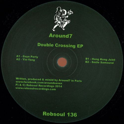 <a href=\'\'>Around7</a> - Double Crossing EP