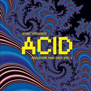 <a href=\'\'>Atom Heart</a> - Acid Evolution 1988 - 2003 Vol. 1