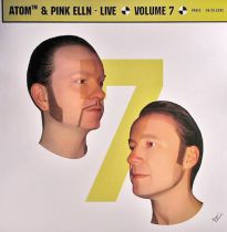 <a href=\'\'>Atom Heart</a> & Pink Elln - Live Vol.7 - Paris