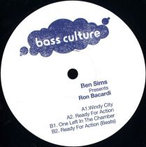 <a href=\'\'>Ben Sims</a> - Presents Ron Bacardi - EP