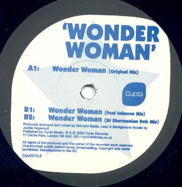 <a href=\'\'>Bernard Badie</a> - Wonder Woman