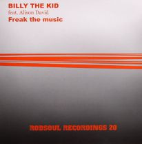 <a href=\'\'>Billy The Kid</a> - Freak The Music