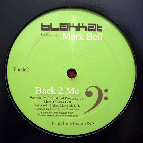 <a href=\'\'>Blakkat</a> Feat <a href=\'\'>Mark Bell</a> - Back 2 Me (<a href=\'\'>Anthony Nicolson</a> remix)