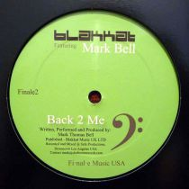 <a href=\'\'>Blakkat</a> Feat <a href=\'\'>Mark Bell</a> - Back 2 Me (<a href=\'\'>Anthony Nicolson</a> remix)