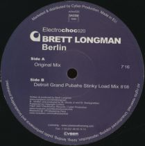 <a href=\'\'>Brett Longman</a> - Berlin (<a href=\'\'>Detroit Grand Pubahs</a> remix)