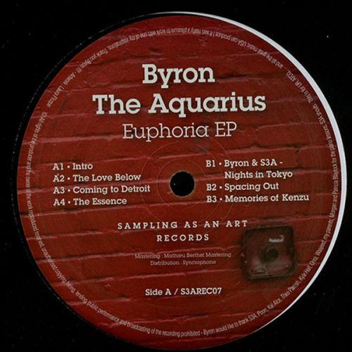 <a href=\'\'>Byron The Aquarius</a> - Euphoria EP