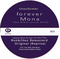 <a href=\'\'>Chez Damier</a> - Forever Mona (Color Vinyl)