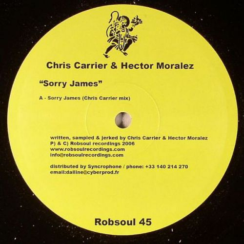 <a href=\'\'>Chris Carrier & Hector Morales</a> - Sorry James EP