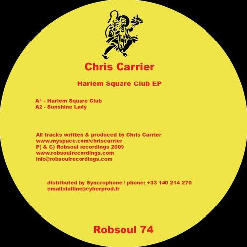 <a href=\'\'>Chris Carrier</a> - Harlem Square Club EP