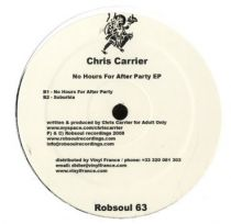 <a href=\'\'>Chris Carrier</a> - No Hours For After Party EP
