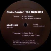 <a href=\'\'>Chris Carrier</a> - The Outcome