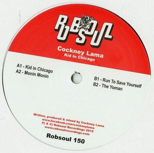 <a href=\'\'>Cockney Lama</a> - Kid In Chicago EP