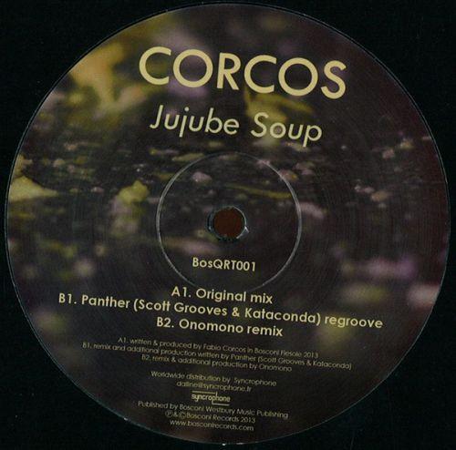 <a href=\'\'>Corcos</a> - Joujube Soup (<a href=\'\'>Scott Grooves</a> & <a href=\'\'>Onomono</a> remixes)