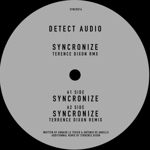 <a href=\'\'>Detect Audio</a> - Syncronize (<a href=\'\'>Terrence Dixon</a> remix)