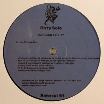 <a href=\'\'>Dirty Sole</a> - Humboldt Park EP