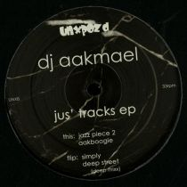 <a href=\'\'>Dj Aakmael</a> - Jus\' Track EP