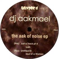 <a href=\'\'>Dj Aakmael</a> - The Aak Of Noise EP