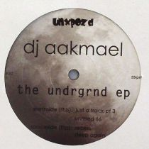 <a href=\'\'>Dj Aakmael</a> - The Undrgrnd EP