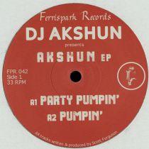 <a href=\'\'>DJ Akshun</a> - Akshun EP