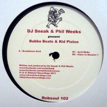 <a href=\'\'>DJ Sneak & Phil Weeks</a> - Bubba Beats